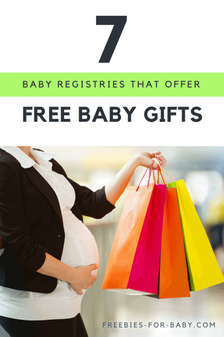 7 Best Baby Registries that give FREE Baby Stuff