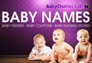Free Custom Baby Name Art