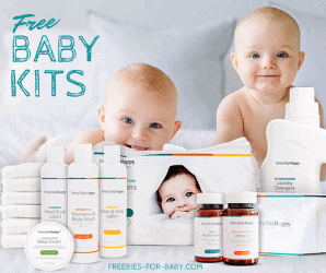 Free Baby Kits from EverydayHappy - Free Diaper & Wipes Bundle or Free Family Care Essentials bundle