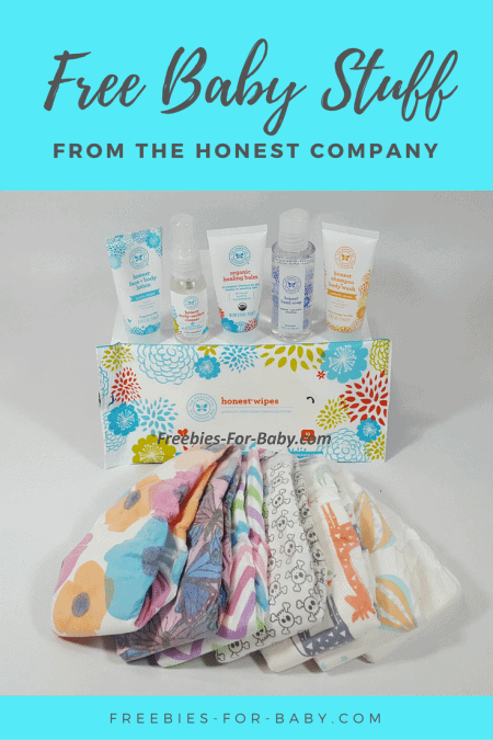 FREE Diapers and Baby Care Products from The Honest Company