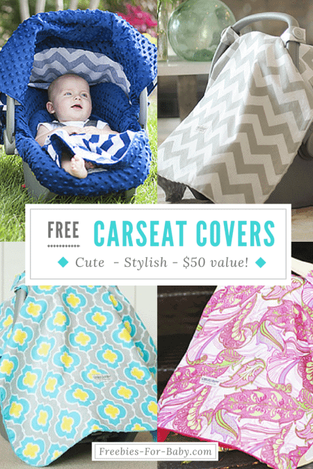 Free Carseat Covers - $50 value