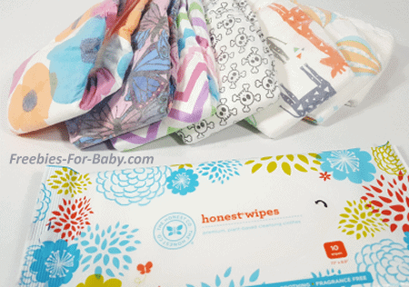 Free Diapers & Wipes Bundle from The Honest Company - $79.95 value!