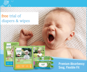 Free Diapers & Wipes from Seventh Generation