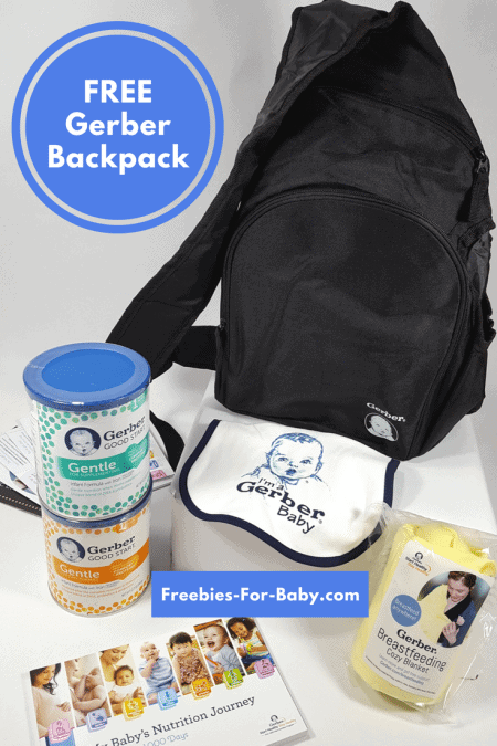 FREE Gerber Backpack