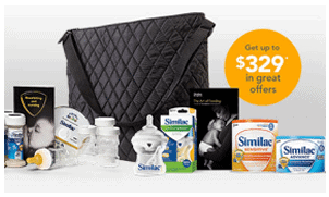 Free Similac Diaper Bag - $329 value