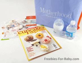 Free Motherhood Maternity Gift Bag - 7 Best Baby Registry Stores for Baby Freebies