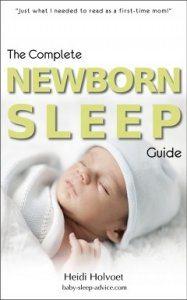 FREE Newborn Sleep Guide - ebook download