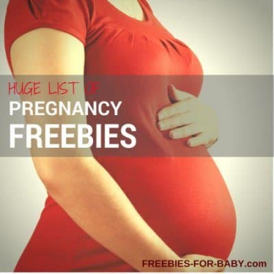 HUGE List of Pregnancy Freebies for Moms-to-Be