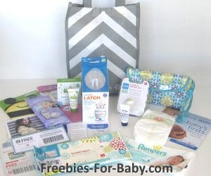 Free Target Baby Gift Bag - $70 value