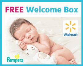 Free Walmart Baby Box - 7 Best Baby Registries for Free Baby Stuff